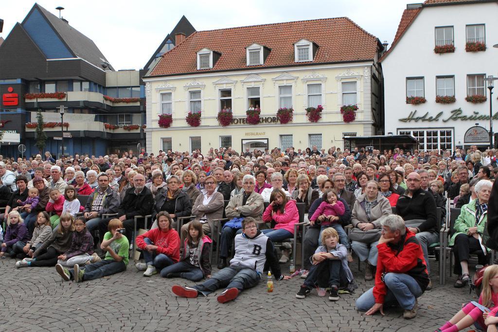 Historisches Stadtspiel in Werne. Foto: Tina Nitsche