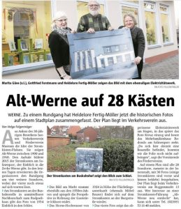 Ruhrnachrichten Werne Ausgabe vom 16. Dezember 2017