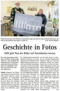 Westfälischer Anzeiger Werne Ausgabe vom 15. Dezember 2017