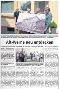 Westfälischer Anzeiger Ausgabe 19. Juni 2018