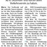 Ruhrnachrichten Werne Ausgabe vom 30.11.2019 (Teil 1)