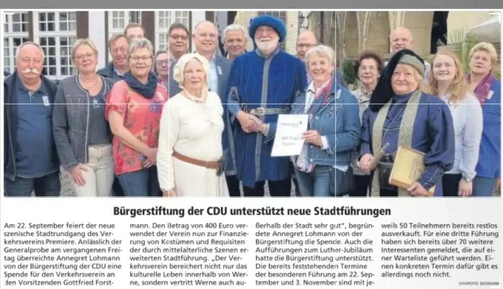Westfälischer Anzeiger Ausgabe Werne 17.09.2019