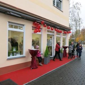 Eröffnung der Geschäftsstelle